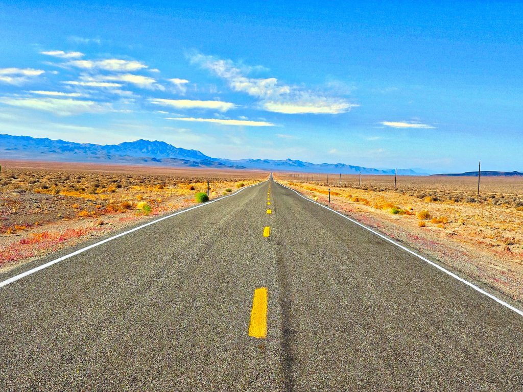 western desert highway outside reno a best place to live